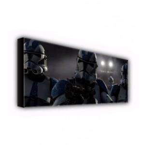 Clone Trooper on Patrol Canvas ID-Wall