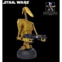 Battle Droid Mini Buste Gentle Giant