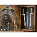 The Hobbit : An Unexpected Journey™ Letter Opener Set Noble Collection