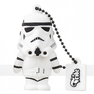 stormtrooper usb flash drive 8gb 1gb online tribe liberty toys. Black Bedroom Furniture Sets. Home Design Ideas