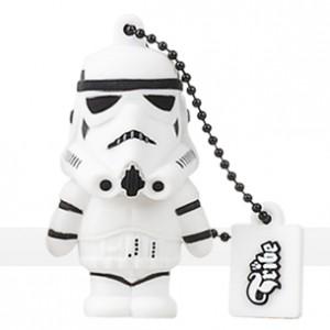 stormtrooper usb flash drive 8gb 1gb online tribe liberty toys. Black Bedroom Furniture Sets. Home Design Ideas