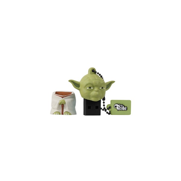 yoda usb flash drive 8gb 1gb online tribe liberty toys. Black Bedroom Furniture Sets. Home Design Ideas