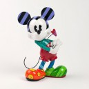 Mickey with Heart by Britto Statue 20cm Enesco