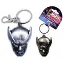 Wolverine Head Porte-clés Métal Monogram