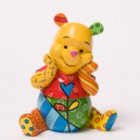 Winnie l'Ourson by Britto Statue Enesco