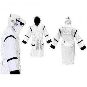peignoir de bain adulte stormtrooper groovy uk liberty toys. Black Bedroom Furniture Sets. Home Design Ideas