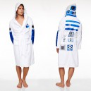 Peignoir de Bain Polaire (Adulte) R2-D2 Groovy UK