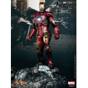 Iron Man Mark VII Battle Damaged - The Avengers Figurine 1/6 Hot Toys