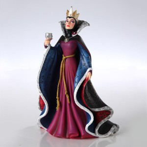 Evil Queen Haute Couture Disney Showcase Enesco