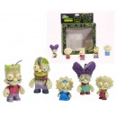 Zombie Family Simpsons Treehouse of Horror 5 Figurines Pack Kidrobot