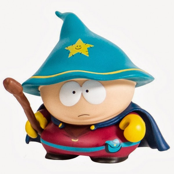 Cartman The Grand Wizard 6 15 South Park Tsot Figurine