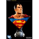 Superman Life Size Buste Sideshow