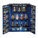 The Eleven Doctors Micro Figurine Set Character Building Underground Toys