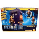 The Tardis Mini Set Micro Figurine Character Building Underground Toys
