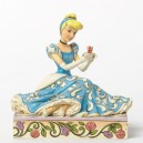 Caring And Courageous (Cendrillon, Jac & Gus) Disney Traditions Enesco