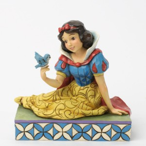 Gentleness And Harmony (Snow White) Disney Traditions Enesco