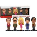 TBBT Mini Wacky Wobbler Bobble Heads Funko