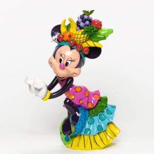 Minnie Samba by Britto Statue 20cm Enesco
