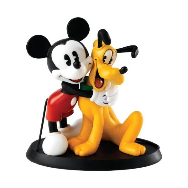 Best Friends Mickey Amp Pluto Disney Enchanting Collection