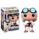 Dr. Emmet Brown POP! Movies Figurine Funko