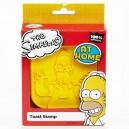 Tampon pour pain toasté Homer Paladone