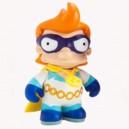 Captain Yesterday (Fry) 3/20 Futurama Series 2 Figurine Kidrobot