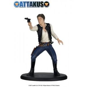 Han Solo Statue Attakus