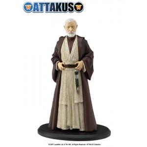 Obi-Wan Kenobi Statue Attakus