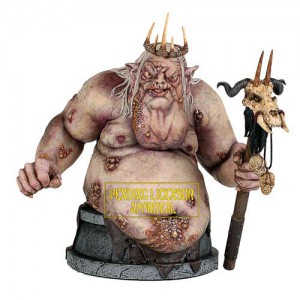 Goblin King Mini Buste Gentle Giant