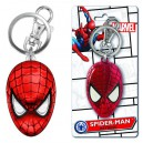Spider-Man Head Porte-clés Métal Monogram