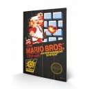 Super Mario Bros. (Nes Cover) Poster Bois Pyramid International
