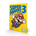 Super Mario Bros. 3 (Nes Cover) Poster Bois Pyramid International