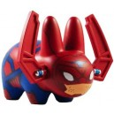 Marvel Labbit Mini Series 1/20 Galactus 2.5-Inch Figurine Kidrobot