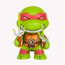 Raphael TMNT Ooze Action Glow in the Dark Series Figurine Kidrobot