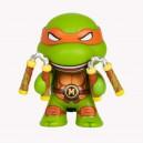Michelangelo TMNT Ooze Action GID Series Figurine Kidrobot