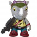 Rocksteady 2/20 TMNT Mini Series Figurine Kidrobot
