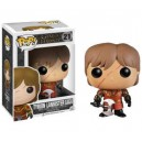 Tyrion Lannister in Battle Armor POP! game of Thrones Figurine Funko