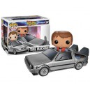 Time Machine POP! Rides Figurine Funko