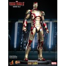 Iron Man Mark XLII Diecast Movie Masterpiece Series Figurine 1/6 Hot Toys