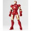 Iron Man Mark III Sci-Fi Revoltech Figurine Kaiyodo