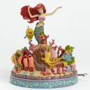 Under The Sea (Ariel) Statue Musicale Disney Traditions Enesco