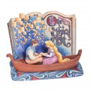 One Magical Night (Raiponce) Storybook Disney Traditions Enesco