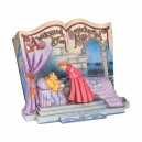 Enchanted Kiss (Aurore) Storybook Disney Traditions Enesco