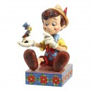 Just Give a Little Whistle (Pinocchio) Disney Traditions Enesco