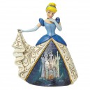 Midnight at the Ball (Cendrillon) Disney Traditions Enesco