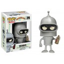 Bender - Futurama POP! Animation Figurine Funko
