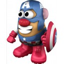 Mr. Potato Head Captain America Pop Taters Hasbro