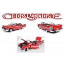 "Plymouth Fury Diecast ""Christine"" Daytime Version 1/18 Auto World"