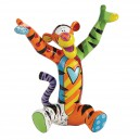Tigrou Disney by Britto Statue Enesco