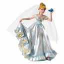 Cinderella Wedding Haute Couture Disney Showcase Enesco